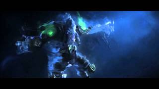StarCraft II, Zeratul and Kerrigan Cinematic ru