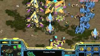 FPVOD Bisu vs Killer PvZ Game 2 Starcraft Brood War Stream Series 2015