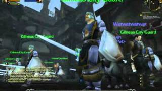 World of Warcraft- Worgen Creation & Intro