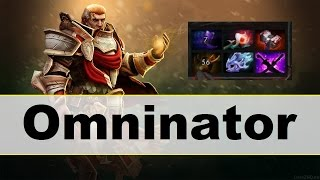 Carry Omniknight Daskyl  | Dota 2 Gameplay
