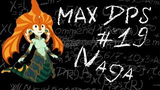 Maximum DPS: Naga