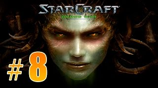 Прохождение StarCraft: Brood War - Zerg Campaign Gameplay Mission #8 - To Slay the Beast