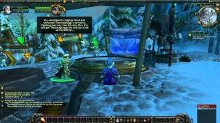 Gameplay - World of warcraft - Gnome mage