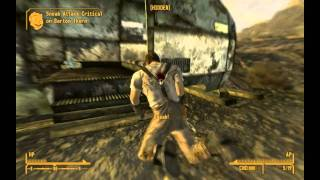 Fallout: New Vegas gameplay: 357 Magnum Revolver