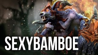 SexyBamboe Ursa Ranked Gameplay Dota 2