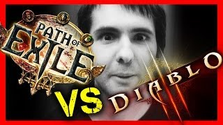 Path of Exile vs Diablo 3: Reaper of Souls: In-Depth Comparison