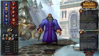 Let's Play World of Warcraft: The Dwarf Mage [1.1] HD