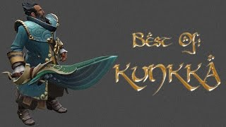 Dota 2: Best of Kunkka
