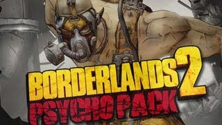 Borderlands 2 Psycho Bandit - Launch Trailer