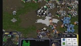 2009 WCG Grand Final Third day: StarCraft match: White-Ra vs IdrA