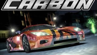 NFS Carbon Collector's Edition  - Погоня: атака круга на ламбо улучшаем с с 3.01,38 до  2.42,76