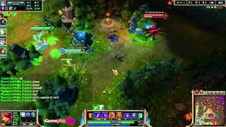 Играю в Лигу Легенд [League of Legends] - Качаю Аккаунт 1-30 Level #198