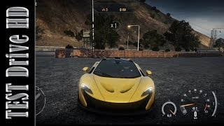 McLaren P1 - Need for Speed: Rivals - Test Drive [HD]