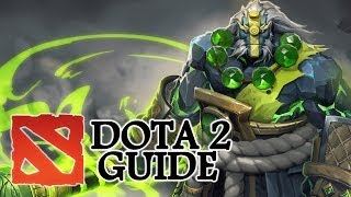 Dota 2 Guide Earth Spirit - Гайд на Каменную панду (Ёрф спирит)