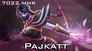 Pajkatt Templar Assassin 7022 MMR | Ranked Gameplay Dota 2