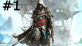 Assassin's Creed 4: Black Flag (Чёрный флаг)|| #1||Эдвард Кенуэй / Абстерго (Начало)