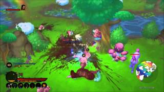 Diablo 3 Xbox 360 Secret Level Whimsyshire (Cow Level) Master V