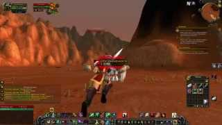 World of Warcraft монах vs вар