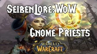 WoW Lore: Gnome Priests
