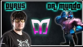 Dyrus - Dr. Mundo vs Kennen - Top (Challenger)