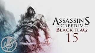 Assassin's Creed 4 Black Flag Прохождение на PC c 100% синхронизацией #15 — Драй-Тортугас