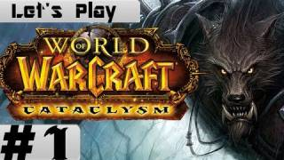 Cataclysm Worgen Part 1 | World of Warcraft Gameplay Walkthrough W/ Commentary