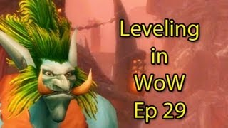 Leveling in WoW: Ep 29 - GNOME ATTACK!!!