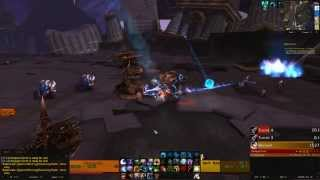 World Of Warcraft Iron Dwarf, Medium Rare (25 player) achievement.