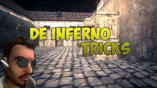 CS 1.6 de_inferno Mini-Tricks (Фишки)