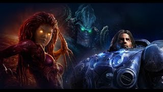 StarCraft + Brood War Game Movie