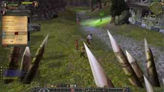 [World of Warcraft CZ] Undead Hunter 1-10 Molten-WoW
