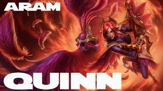 Let's Play Together League of Legends - ARAM #8 Quinn [German/HD]