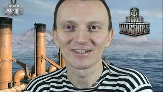 Игра World of Warships мнение от Hipsi