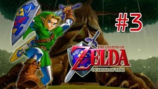 "Let's Play ""The Legend of Zelda: Ocarina of Time"" #3 - Деревня Какарико"