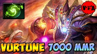 Dota 2 - Vurtune The Best Invoker 7000 MMR vol #2