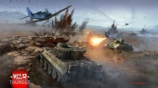 War Thunder - Ground Forces Launch Trailer