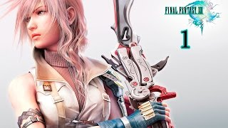 Final Fantasy XIII(PC|на русском)