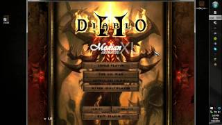 Diablo II: Lord of Destruction - Median XL: Ultimative ~ How to join The Sin War