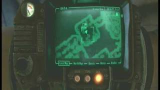 Fallout 3: How to get the Scoped .44 Magnum (Black Hawk) with some ammo! (Easy Way)