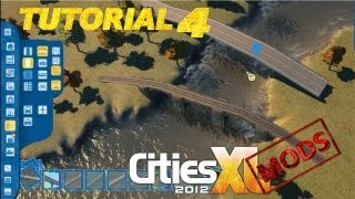 Cities XL Platinum Tutorial #4 C