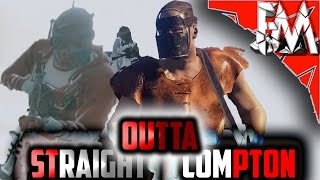 STRAIGHT OUTTA COMPTON |Rust Experimental Update Gameplay| Rust Raiding