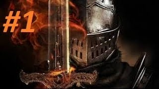 Прохождение Dark Souls Prepare to Die Edition #1 (Гайд для друга)