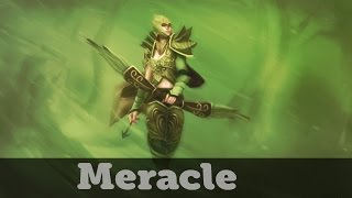 Meracle Windranger Dota 2 Replays
