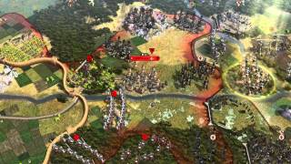 Civilization V Brave New World-Culture and Tourism(Культура и туризм)-Official Teaser Trailer HD