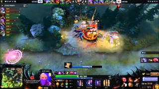 Team Secret vs Ehome TI5 Game 2