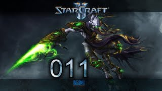 "Let's Play ""StarCraft 2 - Wings of Liberty"" - #011 - ""Vorboten des Untergangs"" [Deutsch/HD]"