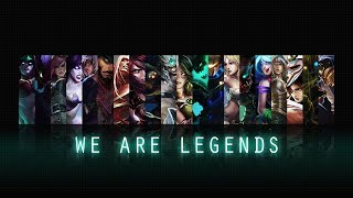 PBEвости League of Legends от b1gtasty