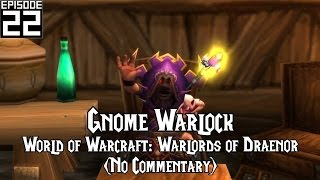 #22: Searing Gorge #1 - GNOME WARLOCK - LET'S PLAY WORLD OF WARCRAFT