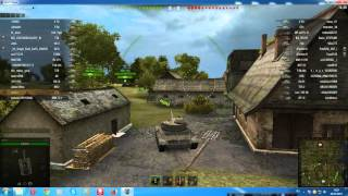 Реплэй World of Tanks!Часть 13!