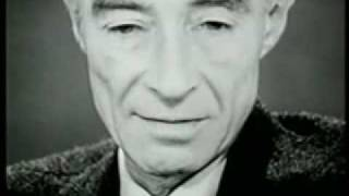 Oppenheimer Quotes out of Hinduism's Bhagavad Gita after the first Nuclear explosion